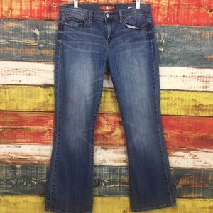 Lucky Brand Sofia Boot Jeans Size 14